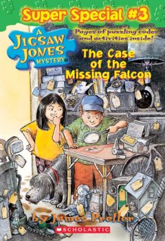 The case of the missing falcon cover image
