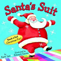 Santa's suit cover image