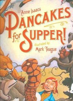 Pancakes for supper! cover image