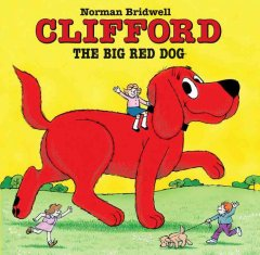Clifford, the big red dog cover image