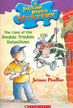 The case of the double trouble detectives cover image