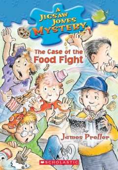 The case of the food fight cover image