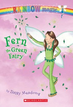 Fern, the green fairy cover image