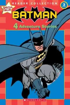 Batman : 4 adventure stories cover image
