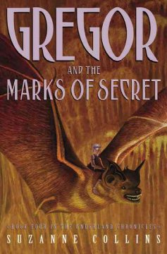 Gregor and the marks of secret cover image