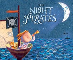 The night pirates cover image