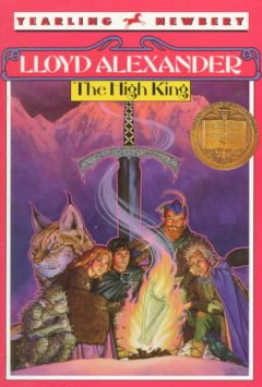 The high king cover image