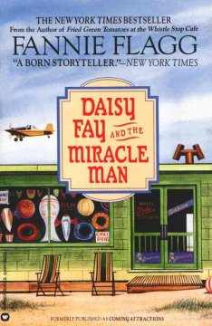 Daisy Fay and the miracle man cover image