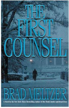 The first counsel cover image