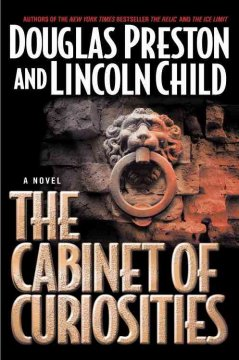 The cabinet of curiosities cover image