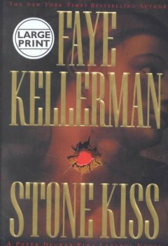 Stone kiss a Peter Decker/Rina Lazarus novel cover image