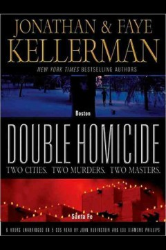 Double homicide. Boston cover image