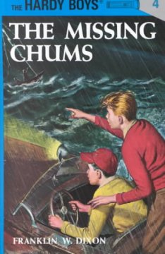 The missing chums cover image