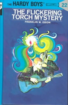The flickering torch mystery cover image