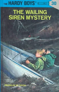 The wailing siren mystery cover image