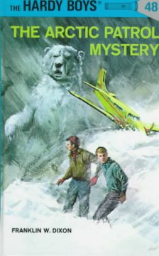 The Arctic patrol mystery cover image