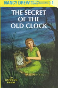 The secret of the old clock cover image