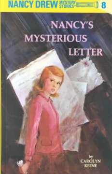 Nancy's mysterious letter cover image