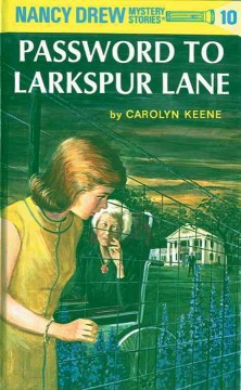 Password to Larkspur Lane cover image