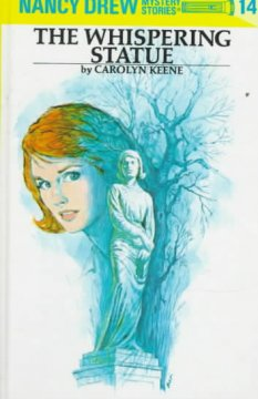 The whispering statue cover image
