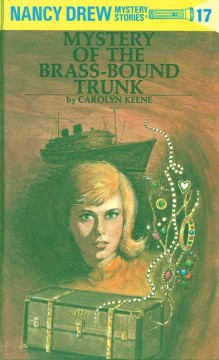 Mystery of the brass-bound trunk cover image