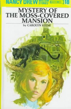 Mystery of the moss-covered mansion cover image