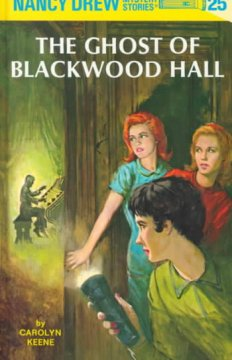 The ghost of Blackwood Hall cover image