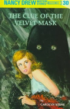 The clue of the velvet mask cover image