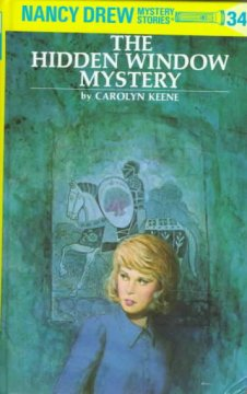 The hidden window mystery cover image