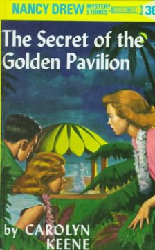 The secret of the golden pavilion cover image