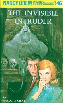 The invisible intruder cover image