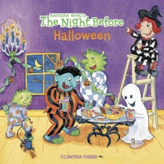 The night before Halloween cover image