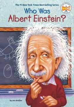 Who was Albert Einstein cover image