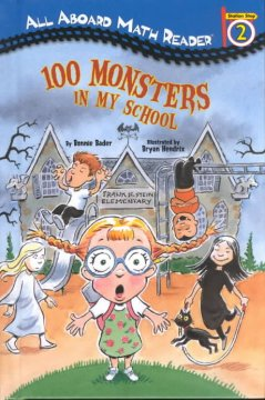 100 monsters in my school cover image