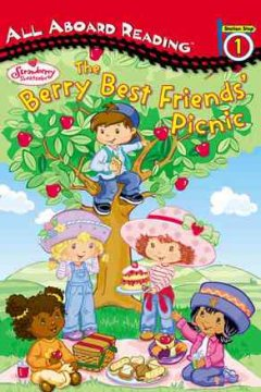 The berry best friends' picnic cover image