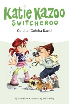 Gotcha! gotcha back! cover image