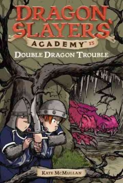 Double dragon trouble cover image