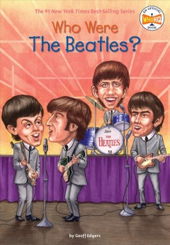 Who were the Beatles? cover image
