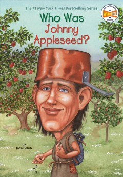 Who was Johnny Appleseed? cover image