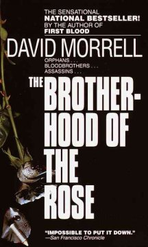 The brotherhood of the rose cover image