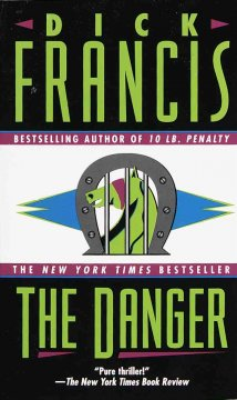 The danger cover image