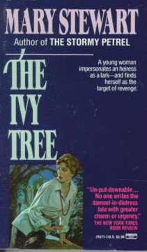 The ivy tree cover image