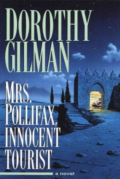 Mrs. Pollifax, innocent tourist cover image