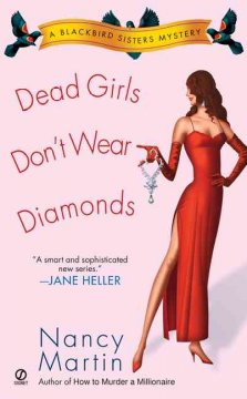 Dead girls don't wear diamonds cover image
