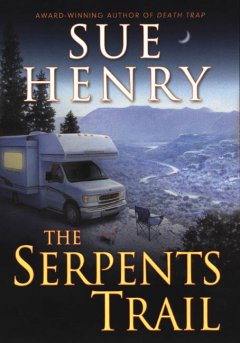 The serpent's trail : a Maxie and Stretch mystery cover image