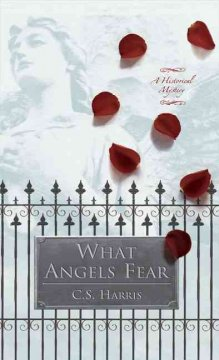 What angels fear : a historical mystery cover image