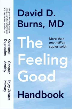 The feeling good handbook cover image