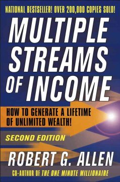 Multiple streams of income cover image