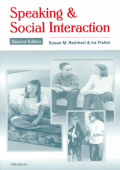 Speaking & social interaction cover image