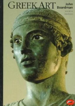 Greek art cover image